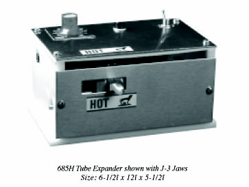685H Heated Tube Expander